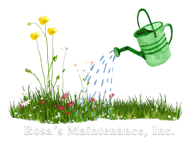 Rosa's maintenance logo
